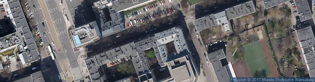 Zdjęcie satelitarne Home Plus Agencja Nieruchomości