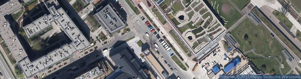 Zdjęcie satelitarne Hotel Na Wodzie