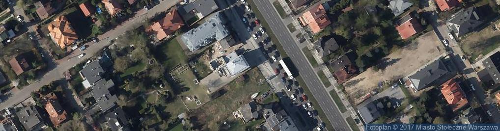 Zdjęcie satelitarne Hydrostrefa S.A. Studio Marazzi
