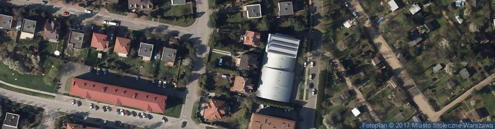 Zdjęcie satelitarne Ibexim Sp. z o.o.