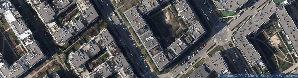 Zdjęcie satelitarne Iconaris Grzegorz Mogilewski