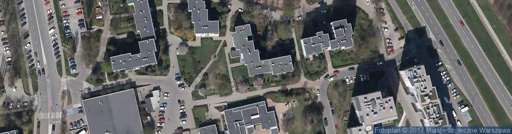 Zdjęcie satelitarne Ilo-Med Rehabilitacja Ilona Szymerska-Atłas