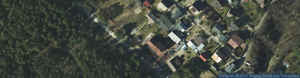 Zdjęcie satelitarne Imed Hadj Ali Gazella