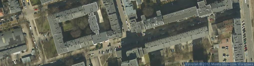Zdjęcie satelitarne Inasens