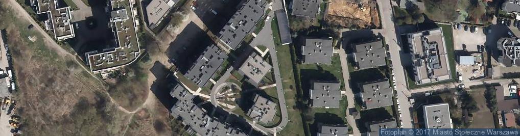 Zdjęcie satelitarne Indywidualna Praktyka Lekarska Łukasz Malinowski