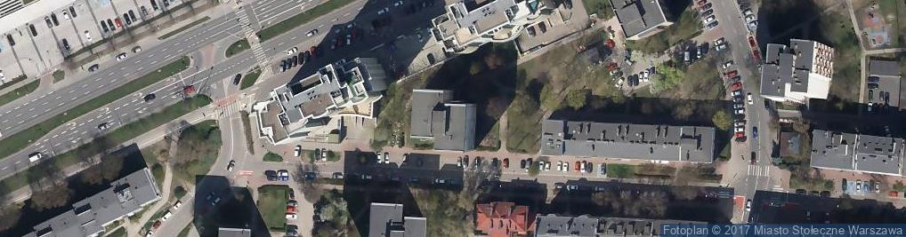 Zdjęcie satelitarne Indywidualna Praktyka Lekarska Przemysław Krasnodębski