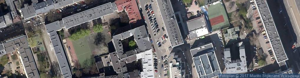 Zdjęcie satelitarne Instytut Promocji Kultury Sp. z o.o.