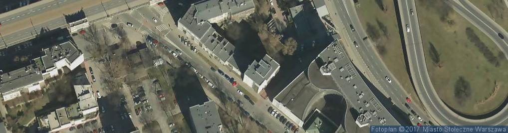 Zdjęcie satelitarne Interbody Sp. z o.o.