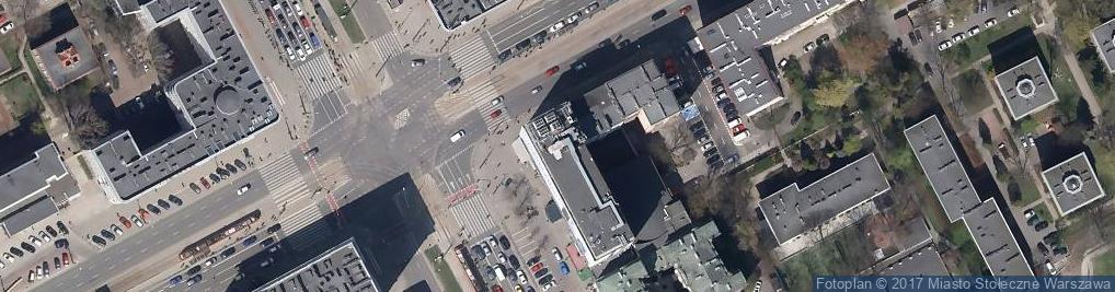 Zdjęcie satelitarne Interteco