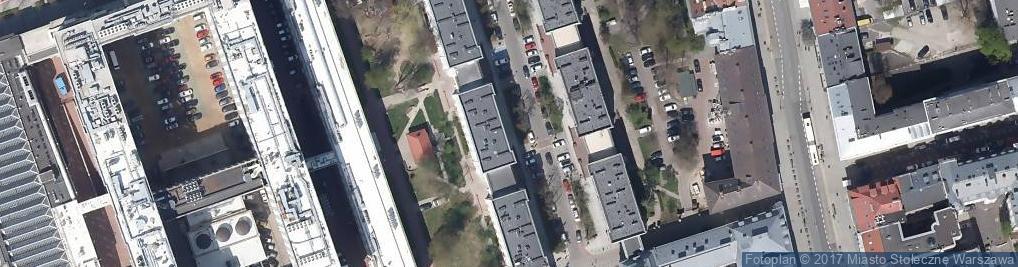 Zdjęcie satelitarne Intrata Agencja Reklamowa