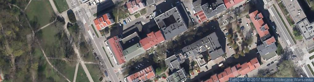 Zdjęcie satelitarne Investin