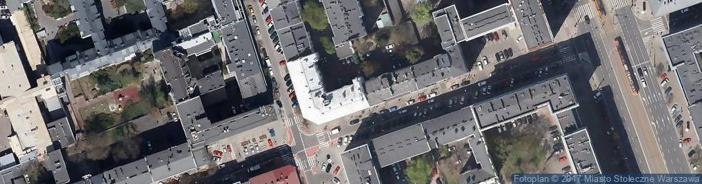 Zdjęcie satelitarne Iona Investemnts Sp. z o.o.
