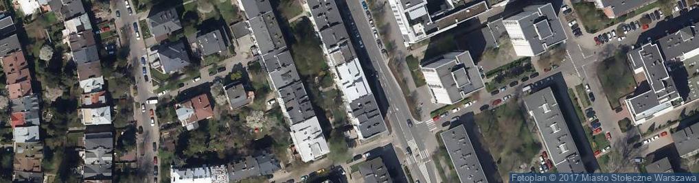 Zdjęcie satelitarne Irena Cafe Bistro Michał Łukaszuk