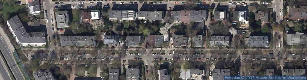 Zdjęcie satelitarne Irena Rospara Wspólnik Spółki Cywilnej H.Rospara