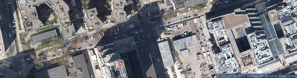 Zdjęcie satelitarne Isopro Agencja Reklamowa