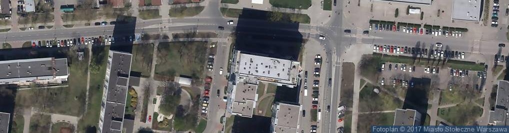 Zdjęcie satelitarne Iwona Gołdys-Rogulska