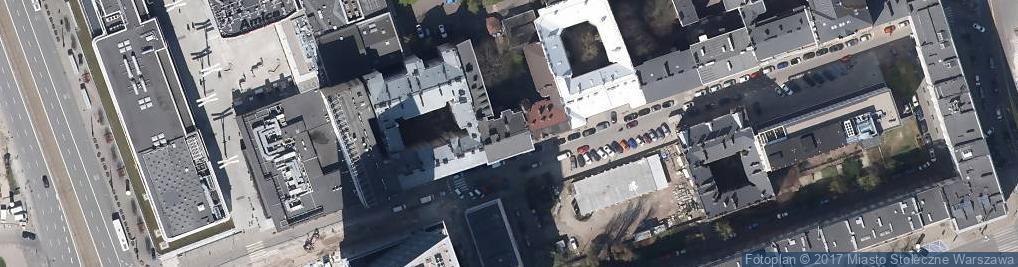 Zdjęcie satelitarne Izabella Gruca Firma Handlowo-Usługowo-Produkcyjna Iza