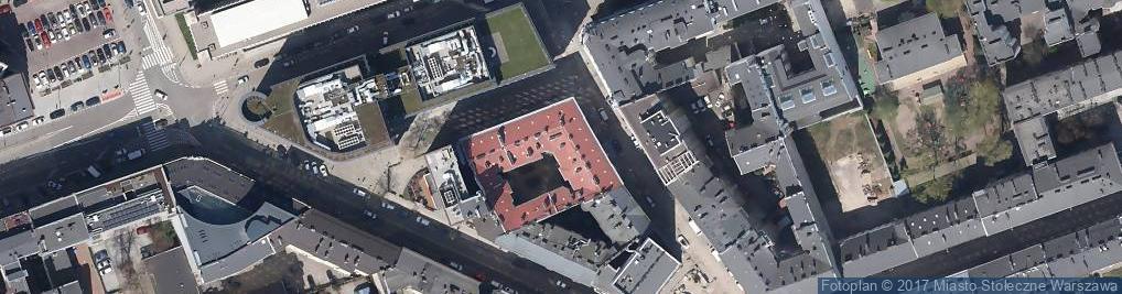 Zdjęcie satelitarne J P Serwis Murawski Piotr Zenkiewicz Jacek