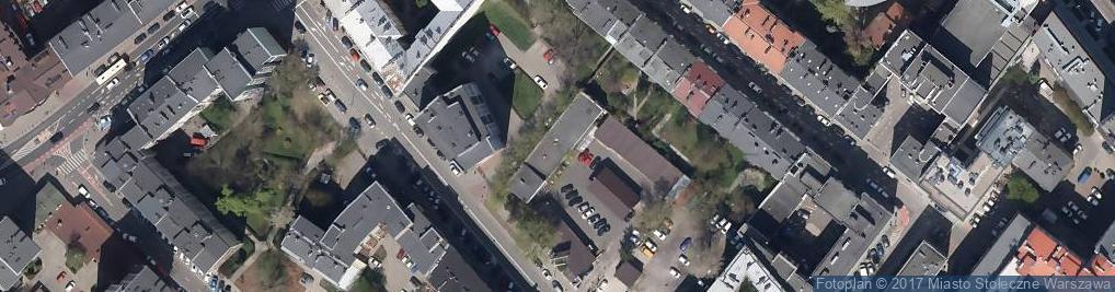 Zdjęcie satelitarne Jacek Dzięcina - Działalność Gospodarcza