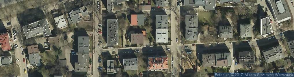Zdjęcie satelitarne Jaguarec