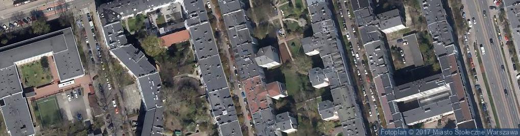 Zdjęcie satelitarne Jakub Skoczeń Production