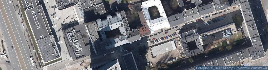 Zdjęcie satelitarne Janter Sp. z o.o. PTH