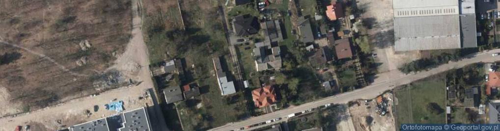 Zdjęcie satelitarne Jarmar