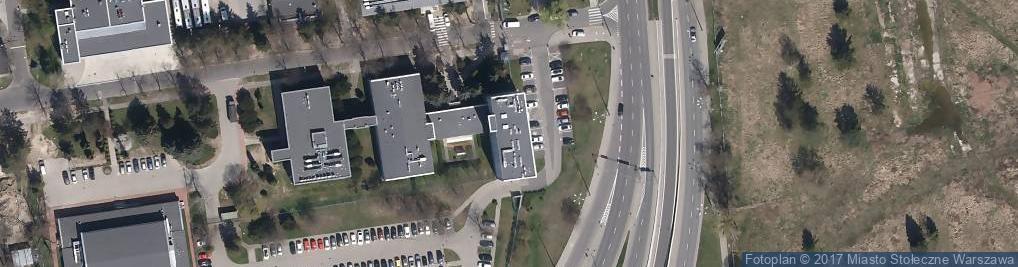 Zdjęcie satelitarne Jednostka Wojskowa nr 4198