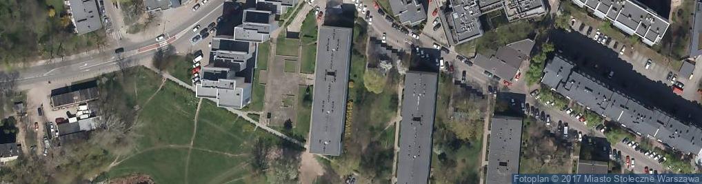 Zdjęcie satelitarne Jerzy Banaszkiewicz - kręgarz, fizjoterapeuta