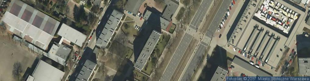Zdjęcie satelitarne Jerzy Waszczuk - Działalność Gospodarcza