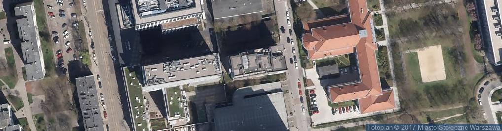 Zdjęcie satelitarne JJH Medical