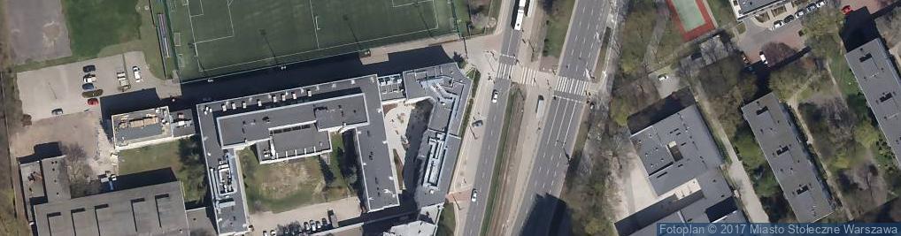 Zdjęcie satelitarne Jolanta Rześna - Działalność Gospodarcza