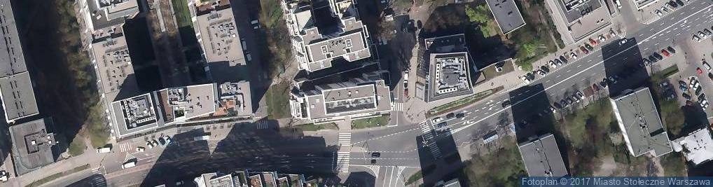 Zdjęcie satelitarne JP Metropolis Sp.z o.o.