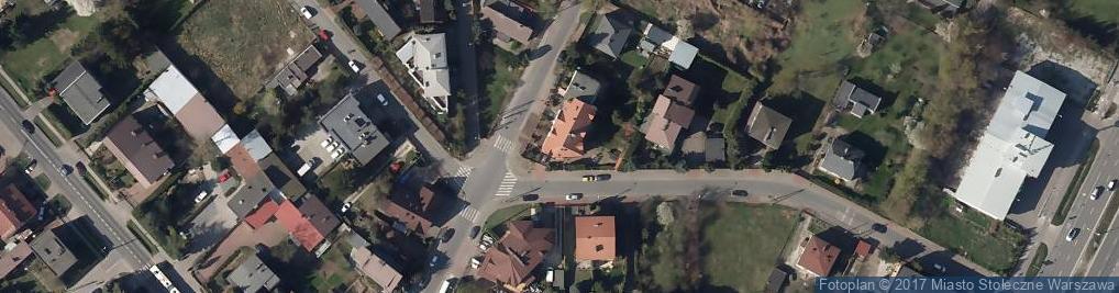 Zdjęcie satelitarne K & K Kociałkowski Andrzej Kociałkowski Kwiryn