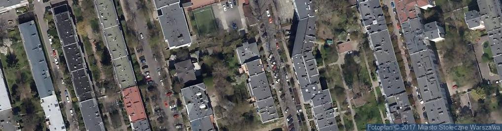 Zdjęcie satelitarne K3 w Kowalski J Król R Kruk