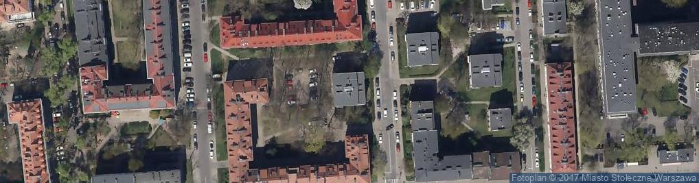 Zdjęcie satelitarne Kajtuś Agencja Opieki Nad Dzieckiem