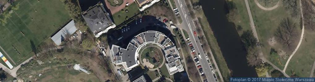 Zdjęcie satelitarne Kałużyński Czaplicki i Wspólnicy Kancelaria Prawna