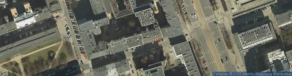 Zdjęcie satelitarne Kancelaria Adwokacka Adw Anny Kobylańskiej