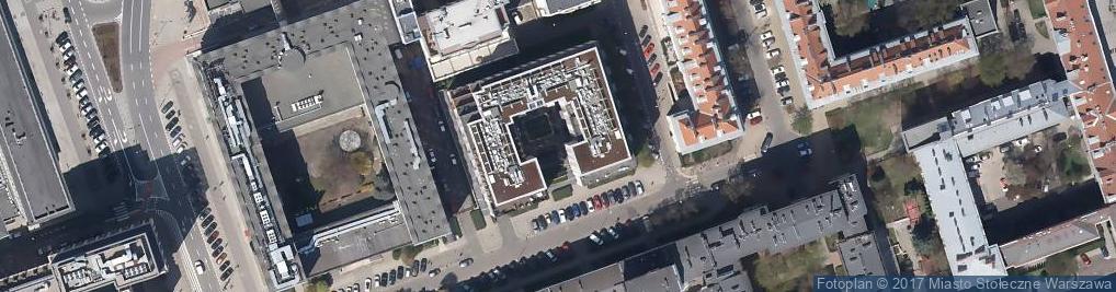Zdjęcie satelitarne Kancelaria Adwokacka Adw Marka Markiewicza
