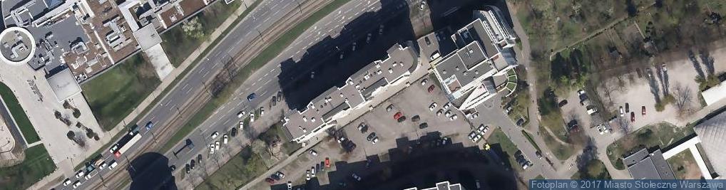 Zdjęcie satelitarne Kancelaria Brokerska Ewa Kuczyńska