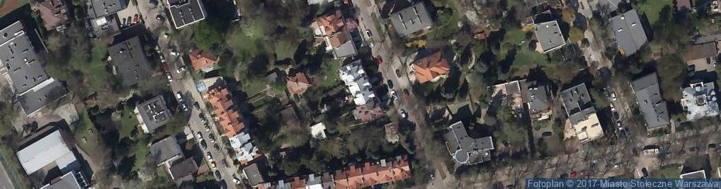Zdjęcie satelitarne Kancelaria Finansowa, 2 Żywioły Marcin Michalik