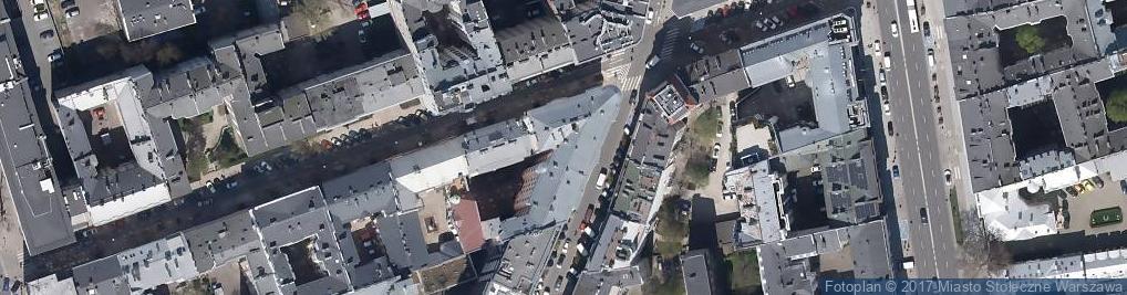 Zdjęcie satelitarne Kancelaria Indywidualna