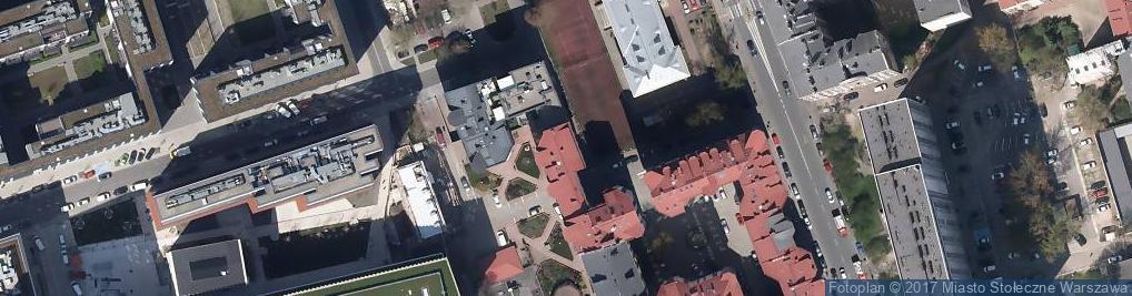 Zdjęcie satelitarne Kancelaria Podatkowa Inez LTD
