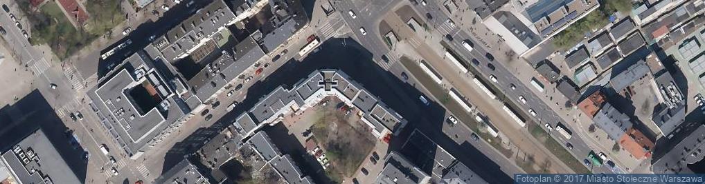 Zdjęcie satelitarne Kancelaria Prawna Jadwigi Borowskiej Cyran