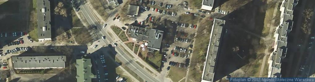 Zdjęcie satelitarne Kancelaria Prawna