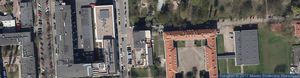 Zdjęcie satelitarne Kancelaria Prawnicza Modrzejewski Wypychowska Gersdorf