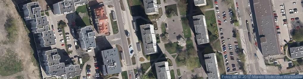 Zdjęcie satelitarne Kancelaria Prawnicza Radca Prawny