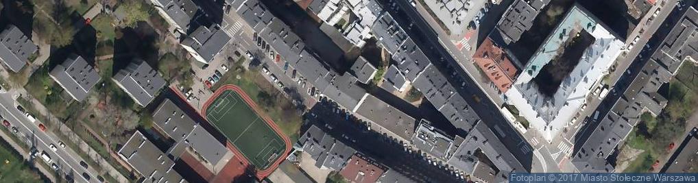 Zdjęcie satelitarne Kancelaria Radców Prawnych A Bieńkowska J Popławski M Szalc