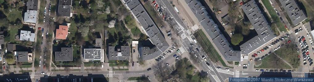 Zdjęcie satelitarne Kancelaria Radców Prawnych Baurska Senkowska Szczęsna i Partnerzy