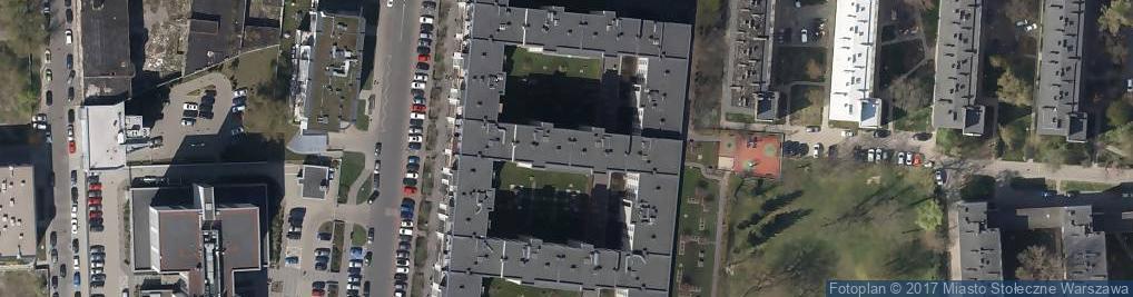 Zdjęcie satelitarne Kancelaria Radcy Prawnego Adam Skirzyński